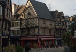 Passeio em Bourges