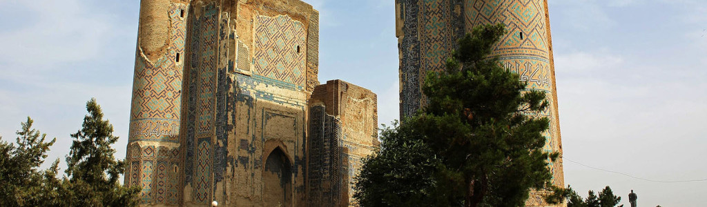 Shakhrisabz, a cidade natal de Tamerlão